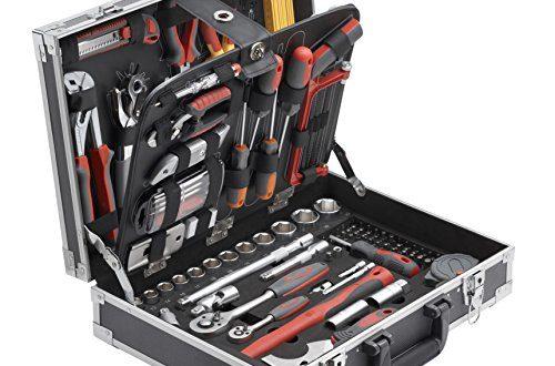 Meister Werkzeugkoffer 129 teilig 8971410 500x330 - Meister Werkzeugkoffer 129-teilig, 8971410