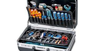 PARAT 433000171 Silver Werkzeugkoffer Standard Ausfuehrung Ohne Inhalt 310x165 - PARAT 433000171 Silver Werkzeugkoffer, Standard Ausführung (Ohne Inhalt)