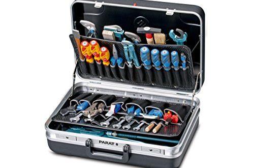PARAT 433000171 Silver Werkzeugkoffer Standard Ausfuehrung Ohne Inhalt 500x330 - PARAT 433000171 Silver Werkzeugkoffer, Standard Ausführung (Ohne Inhalt)