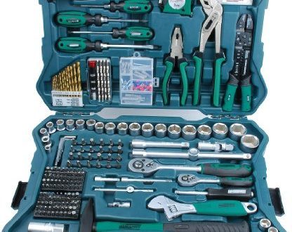 Mannesmann 303 tlg Steckschluessel und Werkzeugsatz M29088 416x330 - Mannesmann 303-tlg. Steckschlüssel- und Werkzeugsatz, M29088
