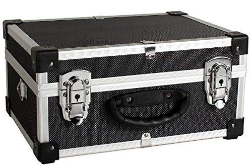 516PFNLQNL 500x330 - Alukoffer Werkzeugkiste Werkzeugkoffer Werkzeugbox Alu Koffer VARO + Tragegurt