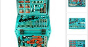 51N7iNUwbL 310x165 - Makita 3-Fach-Schubladenkoffer inkl. 126-teiliger Werkzeug Set für 6260, 6261, 6270, 6271, 6280, 6281, 8270, 8271, 8280, 8281 DWAETC
