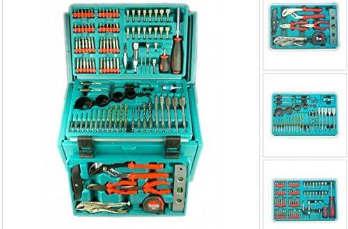 51N7iNUwbL 500x330 - Makita 3-Fach-Schubladenkoffer inkl. 126-teiliger Werkzeug Set für 6260, 6261, 6270, 6271, 6280, 6281, 8270, 8271, 8280, 8281 DWAETC